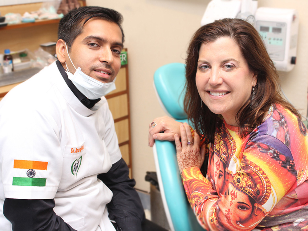 Dental Tourism in Noida